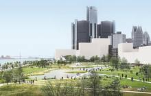 Detroit – transformation to green village archipelagos