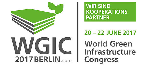 World Green Infrastructure Congress WGIC 2017 in Berlin